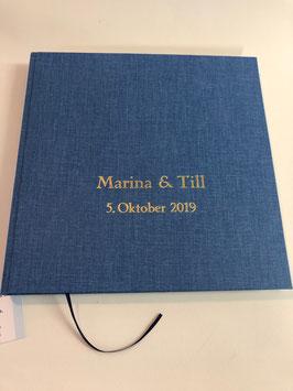 Gäste- / Hochzeitsbuch