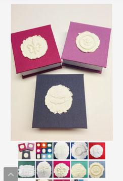 Zettelblock 9 x 9cm  Papier-Model