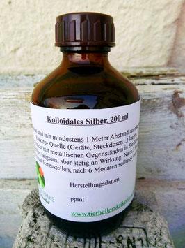 Kolloidales Silber 200ml