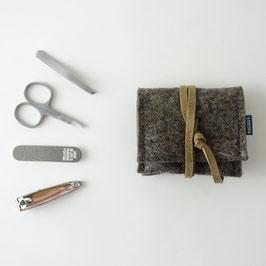 mini-maniküre-set 'jacob' braun_braun_bunny