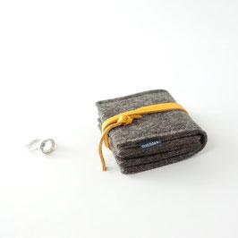 schmucknest klein 'margarete' braun_mango