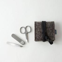 mini-maniküre-set 'ella' braun_schwarz