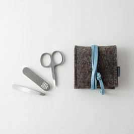 mini-maniküre-set 'ella' braun_hellblau