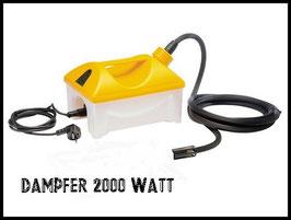 DAMPFER 2000 W