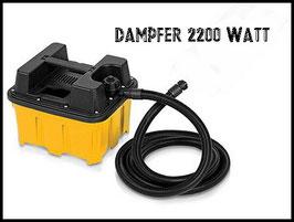 DAMPFER 2200 W