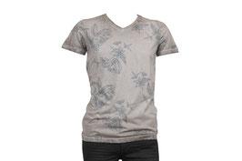 Herren T- Shirt mit recyelter Baumwolle