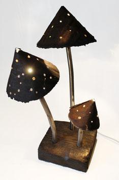 Champignons luminaire