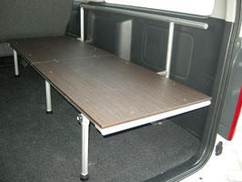 S様:ベッド高さオーダー・跳ね上げボード(ベッド下高さ45cm)