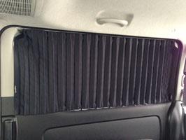 遮光カーテン(荷室5面セット/NV350・プレミアムGX)