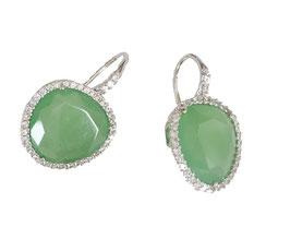 Noelia silver light green