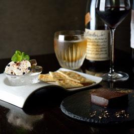 【送料無料】レーズンバター&チョコレートテリーヌのセット Raisin butter&Terrine au chocolat