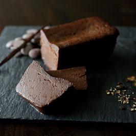 チョコレートのテリーヌ Terrine au chocolat