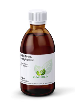 250 ml DMSO 99,9% - Dimethylsulfoxid