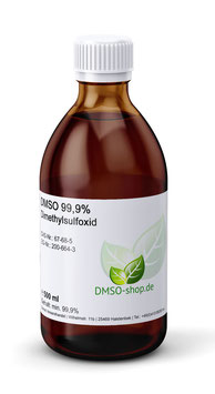 500 ml DMSO 99,9% - Dimethylsulfoxid
