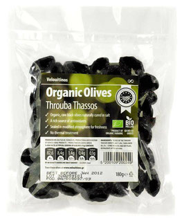 Olives throuba bio