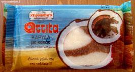 Noix de coco au cacao
