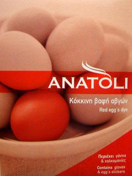 Kit de teinture pour oeufs de Pâques
