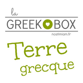 "La greek box : ""Terre grecque"""