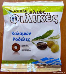 Olives en rondelles