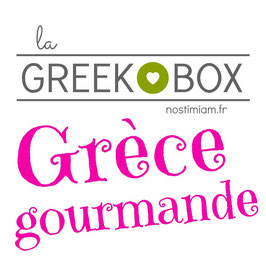 "La greek box : ""Grèce gourmande"""
