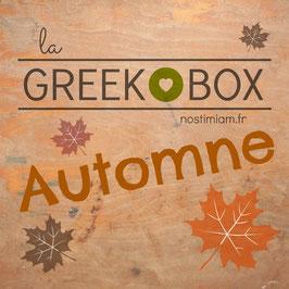"""La greek box : """"Automne"""""""