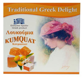 Loukoums au kumquat