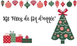 """Kit """"Fêtes de fin d'année"""""""