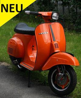 Vespa 50 Special orange