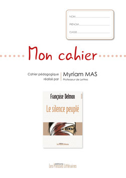 Mon cahier - Myriam Mas