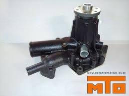 Wasserpumpe passend für Isuzu Motor 6HK1 inkl. Dichtung