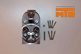 Zylinderkopf Neu passend für Deutz Motor FL912 Serie komplett