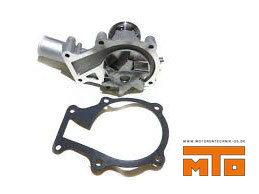 Wasserpumpe passend für Kubota Motor D1005, D1105, V1305, V1505 Flügelrad 60 mm