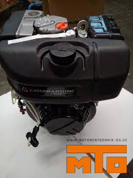 Lombardini 15LD440 Neu Motor für Weber Rüttelplatte (Beispielbild)