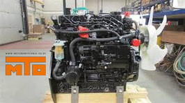 Mitsubishi S4L2 Neumotor im Austausch