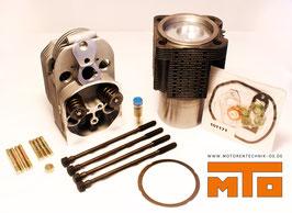 Kolben, Zylinder, Zylinderkopf für Deutz (Instandsetzungs-Kit)