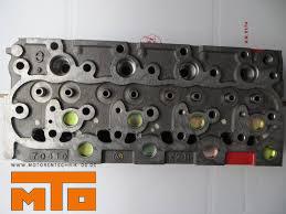 Zylinderkopf Neu nackt Kubota V2003-T Original
