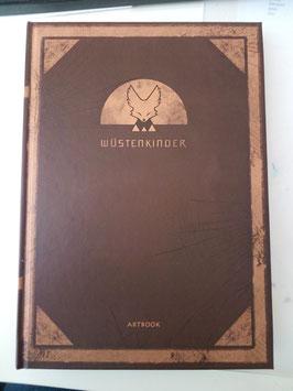 Artbook Wüstenkinder