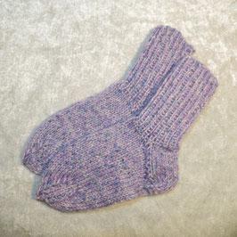 Baby Socken lila Gr. 20-21
