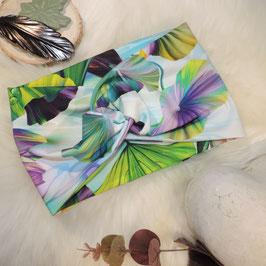 XL Turban Flower Explosion