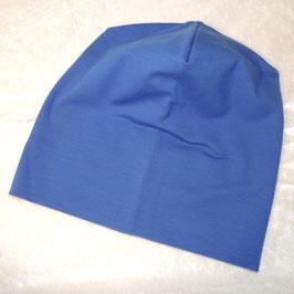 Beanie dunkelblau