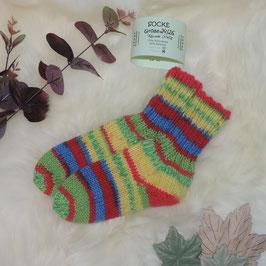 Socken 24/25 Ferner bunt