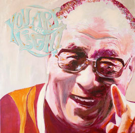 "Dalai Lama ""You are the Light"""