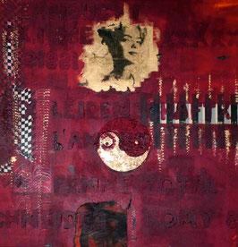 """Romy Schneider """"L'universe ds coeur"""""""