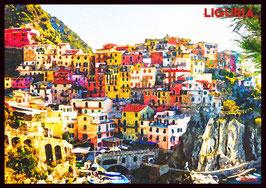 Linguria Italy