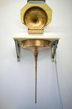 Wytor copper Hyperbel large