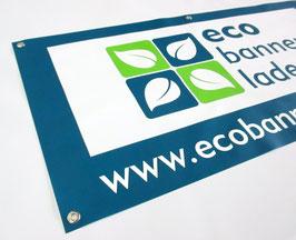 Polyester-Banner mit Ösen
