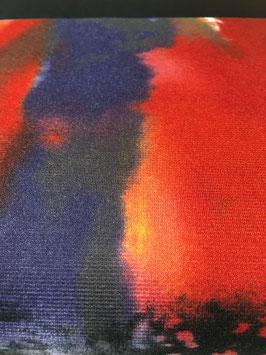 Jersey Farbexplosion Schwarz