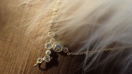 COLLIER Brillanten +wechsel