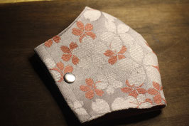 maskenETUI+kimono+sakura+silber