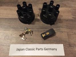 Verteilerkappe, Verteilerläufer und Unterbrecherkontakt Wahlweise für alle Datsun Z Modelle.